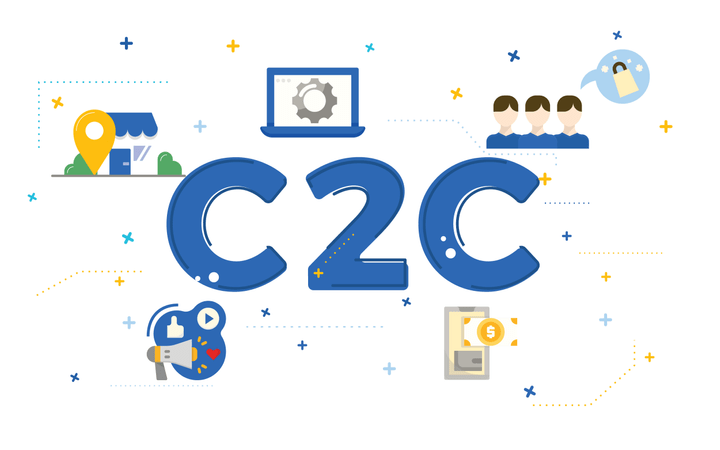 C2C marketi