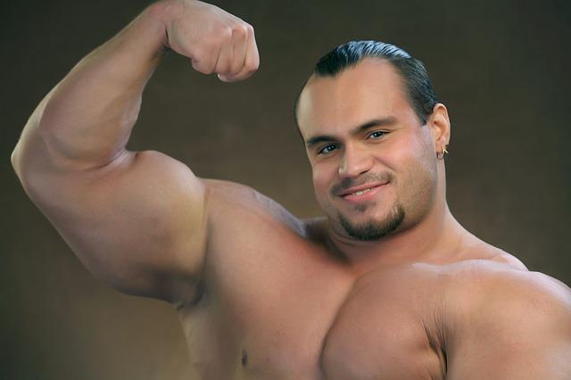 svalnatý muž