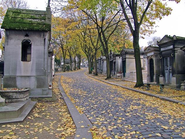 pařížský hřbitov